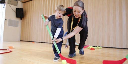 Essai gratuit Sportball à Charlemagne