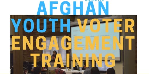 AYEDI Afghan Youth Voter Engagement Training