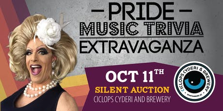 Upstate Pride SC Music Trivia Extravaganza tickets