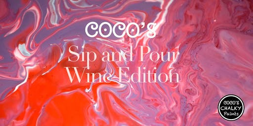 Sip and Pour (Wine Edition)