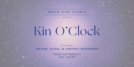 Kin O'Clock tickets