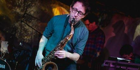 Joseph Shabason (Jazz - Minimalismo, California) en #OnTheRadar entradas