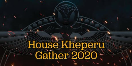 House Kheperu Gather 2020 tickets