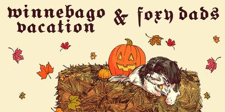 PICTURES OF VERNON, FOXY DADS, WINNEBAGO VACATION, PADFOOT & HECKDANG 11/6 tickets