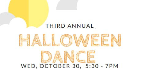 Halloween Dance tickets