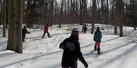 Family Nature Day - Winter Games (age 4-11) and (age 12-19)  tickets