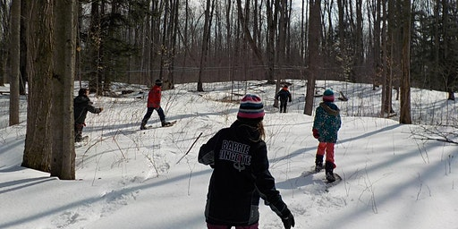 Family Nature Day - Winter Games (age 4-11) and (age 12-19)
