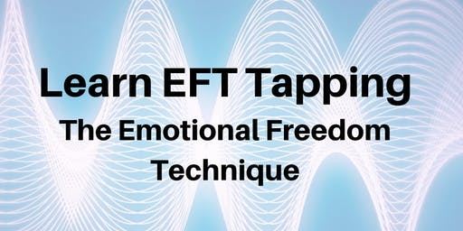 """What is """"Tapping"""" all about? Learn the Emotional Freedom Technique"""