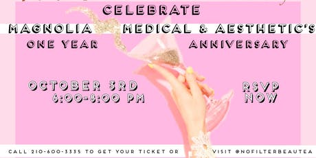 Celebrate our One Year Anniversary! Ft. Profound & Prosecco tickets