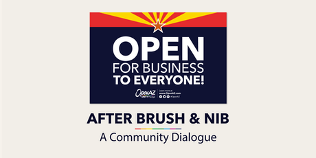 After Brush & Nib: A Community Dialogue tickets