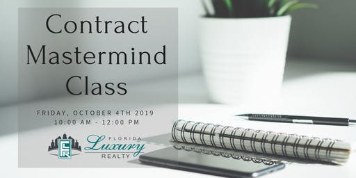 Contract Mastermind Class