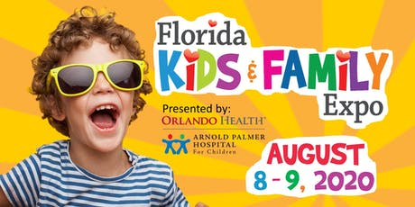Florida Kids and Family Expo 2020 tickets