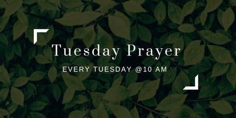 Tuesday Prayer Group tickets