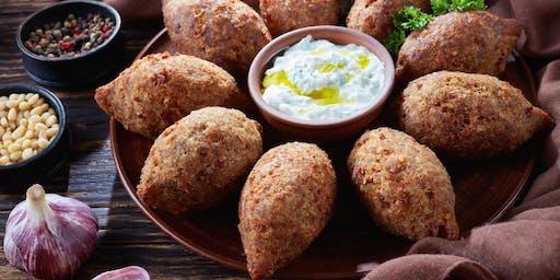 Syrian Cuisine: Kibbeh