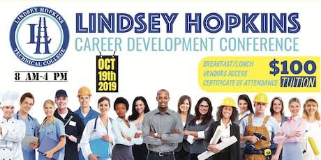 LINDSEY HOPKINS: Career Development Conference tickets