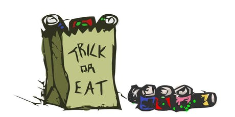 ISSAC Goes to Trick or Eat tickets