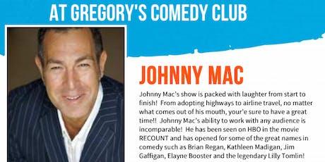 Gregory's Cocoa Beach Comedy Club October 17 - 19 ! tickets