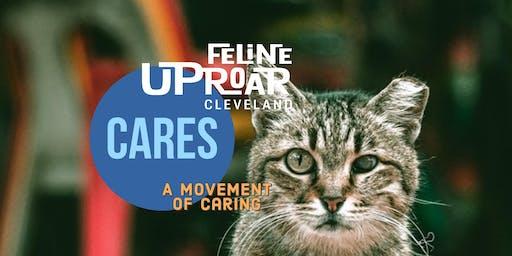 Feline UpRoar Volunteers @ Willowick Pet Food Pantry!