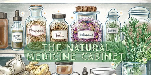 The Natural Medicine Cabinet