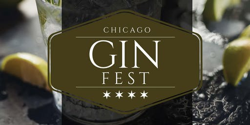 Chicago Gin Fest at SX Sky Bar