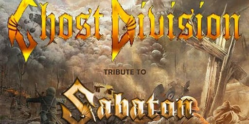 Ghost Division / NL tribute to Sabaton + Our Hate + Vendetta FM @Ragnarok