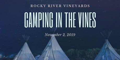 Camping In The Vines tickets