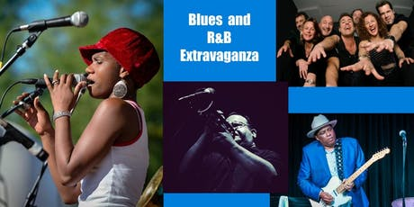 Blues and R&B Extravaganza at the Herter Amp! tickets