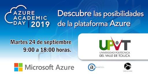 Azure Academic Day 2019 - UPVT