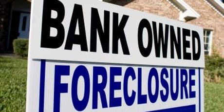 REO Foreclosures Are On The Rise - How to Get REO Listing'  - Lunch & Learn tickets