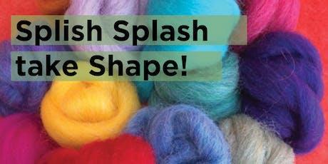Splish Splash take Shape tickets