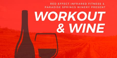 Workout & Wine in Paradise tickets