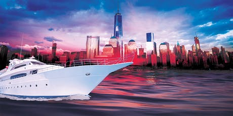 NYC Yacht Cruise around Manhattan Statue of Liberty Boat Party: Friday September 27th tickets