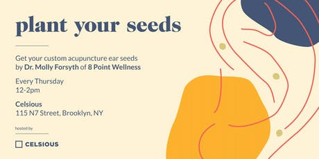 Plant Your Seeds tickets