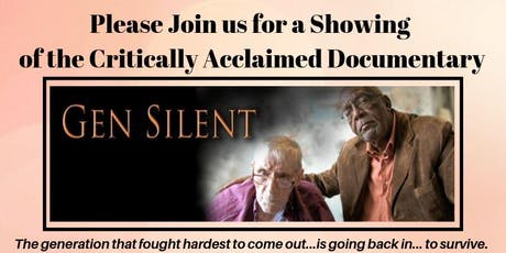Screening of Documentary Gen Silent tickets
