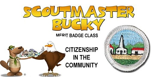 Citizenship in the Community Merit Badge - Class 2020-01-04 - Saturday - Scouts BSA