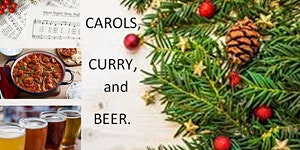 Carols, Curry & Beer