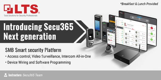 Secu365 Next Generation: SMB Smart Security Platform