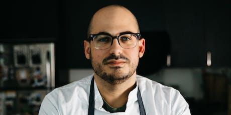 Madison College & Vollrath Chef Series: Zach Engel tickets