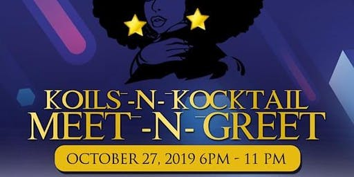 Koils-N-Kocktails Meet-N-Greet