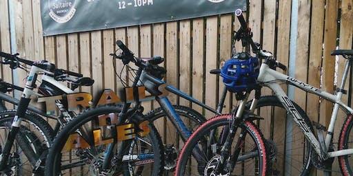 TRAILS n ALES MTB Guided ride & Brewey tour
