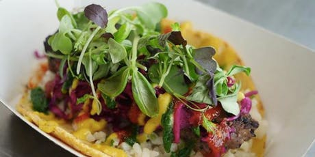 Taco Party! Learn how to make delicious plant based tacos & salsa tickets