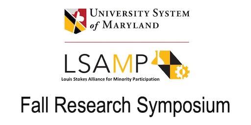 USM LSAMP Fall 2019 Research Symposium