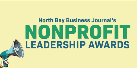 North Bay Nonprofit Leadership Awards Luncheon tickets
