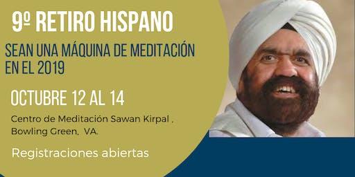 Retiro de Meditación Hispano
