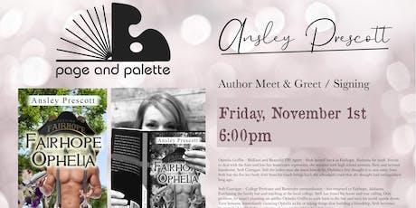 "Ansley Prescott - ""Fairhope Ophelia"" tickets"