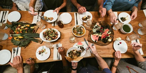 November The Power of Your Plate: Dinner + Discussion