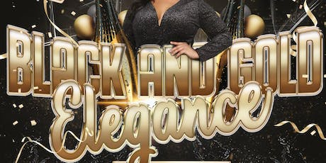 "Meltdown The Birthday Bash ""Black & Gold Elegance"" tickets"