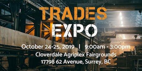 Trades Expo 2019 - Trade Challenge (Concrete) tickets