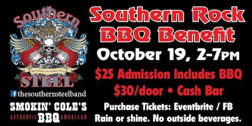 Southern Rock BBQ Benefit