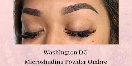 Effortless 10 Microshading Ombre Powder Training Washington, DC. October 5th tickets